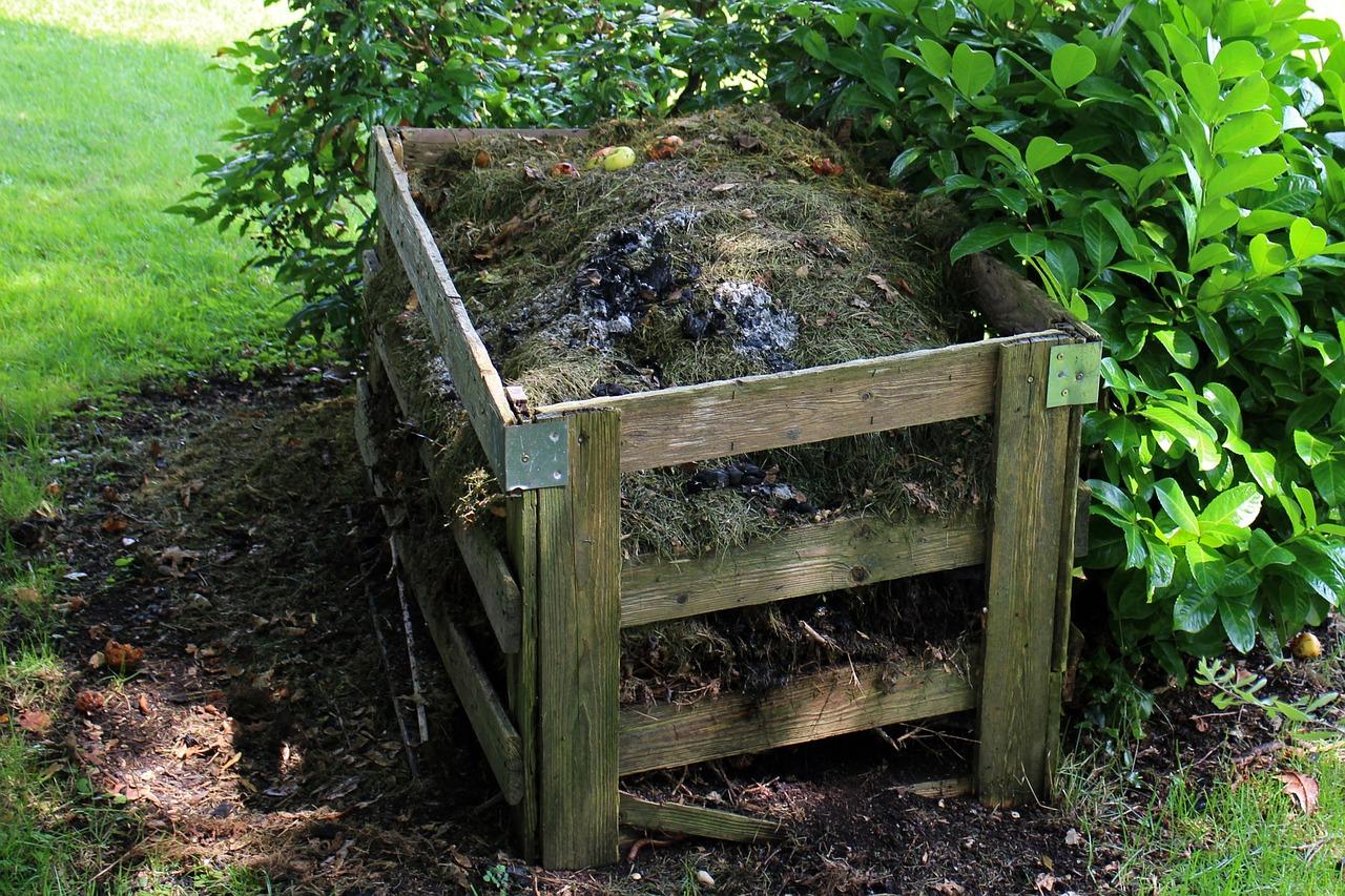 Le compost bio : partir du bon pied