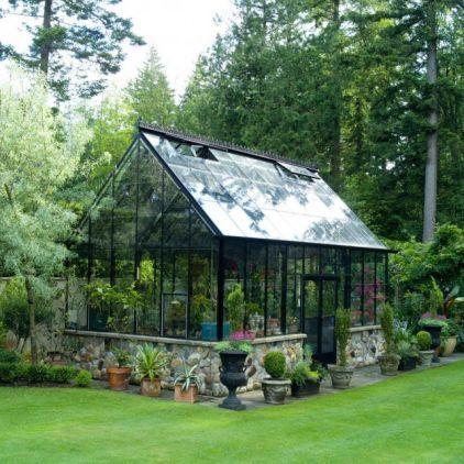 Avoir une serre dans son jardin comment l 39 am nager - Comment monter une serre de jardin ...